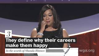 What Shonda Rhimes and her TV heroines know about being a boss - WASHINGTONPOST