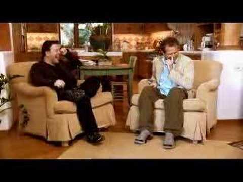 Gervais Interviews Shandling