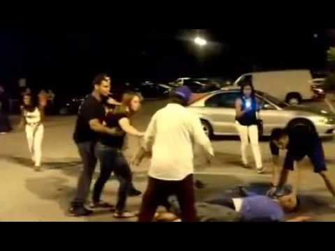Street fight Knockout, 2014 !