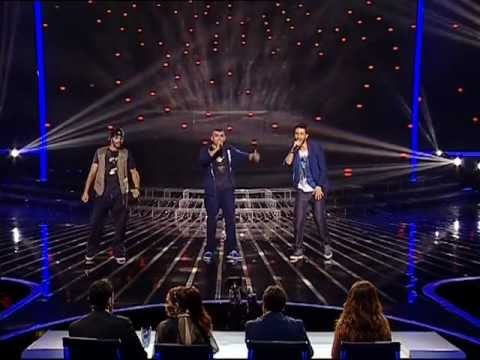 Les Bledards Ninja  -   -   3 - The X Factor 2013