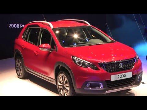 Autoperiskop.cz  – Výjimečný pohled na auta - Autosalon Ženeva 2016 – Peugeot 2008, Peugeot Traveller, Rallye Dakar – VIDEO