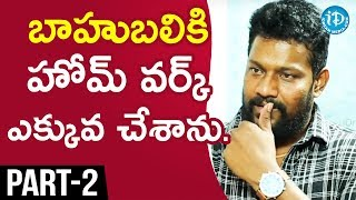 Jai Simha Actor Prabhakar Interview Part #2 || Talking Movies With iDream - IDREAMMOVIES