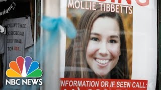 Watch live: Police update on body found in Mollie Tibbetts case - NBCNEWS