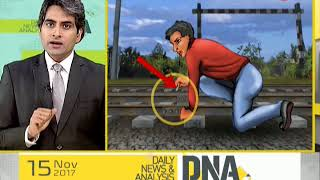 DNA: Goons robbing crores from train with just ₹2 busted - ZEENEWS