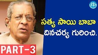 Professor Anil Kumar Exclusive Interview Part #3 || Koffee With Yamuna Kishore - IDREAMMOVIES