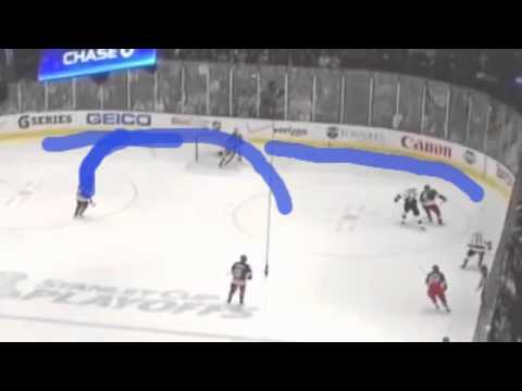 How to Beat a 2-1-2 Forecheck: Ryan Carter's Goal - 05/23/12