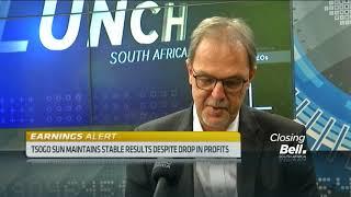 Tsogo Sun maintains stable results despite drop in profits - ABNDIGITAL
