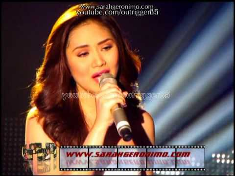 Sarah Geronimo - Smile [Tribute to Dolphy] OFFCAM (15Jul12)
