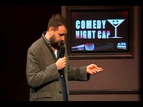 HOLLYWOOD STANDS UP: Comedy Night Cap 2-17-12