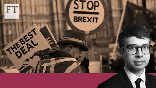 Why Theresa May and MPs will move towards softer Brexit - FINANCIALTIMESVIDEOS