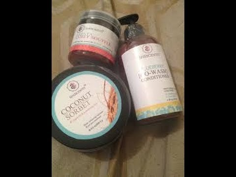 3 Products for My 4C Hair Review