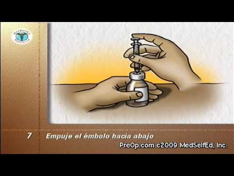 Diábetes - Inyectando Insulina - Diabetes