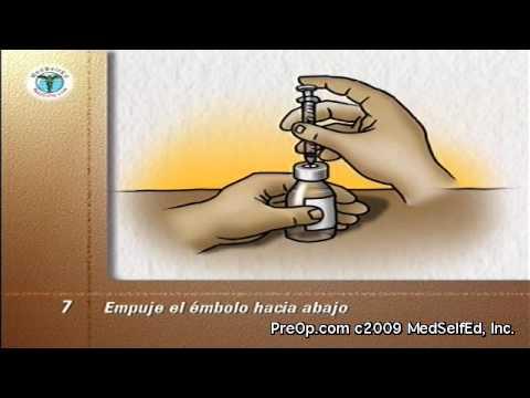 Diábetes - Inyectando Insulina - Diabetes