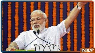 PM Modi In Lohardaga: Opposition Is Blaming EVMs For Their Poor Show - INDIATV