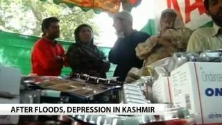 Kashmir floods aggravate depression cases in the valley - NDTV