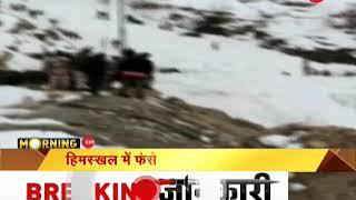 1 Army jawan killed in Kinnaur avalanche - ZEENEWS