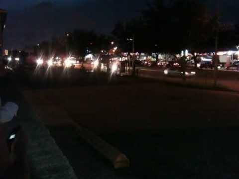 houston tx pelea callejera bellaire blv parte #1