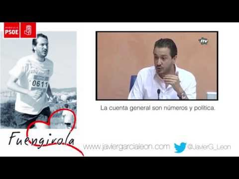 La Cuenta General son números y política (Pleno 29 Sept. 2014)