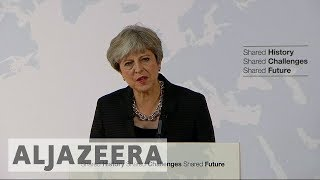 Theresa May requests two-year transition after Brexit - ALJAZEERAENGLISH