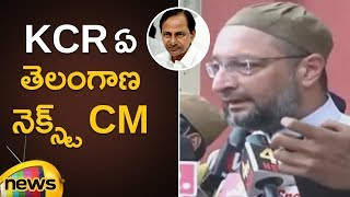 Asaduddin Owaisi Press Meet after Meeting KCR | Exit Poll Latest Updates | Mango News - MANGONEWS