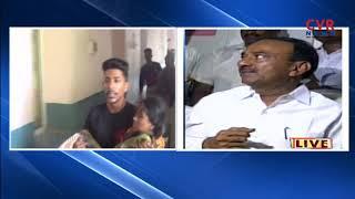 Etela Rajender Reacts On Kondagattu RTC Bus Accident | CVR News - CVRNEWSOFFICIAL