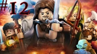 Lego The Lord Of The Rings - Walkthrough - Part 12 - Racist To Myself?