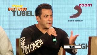 Salman Khan Irked By Surrogacy Question   Bollywood News