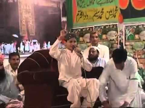 MERAY LAJPAL SOHNIA UMAIR RAZA QADRI BEST MEHFAL 26MAY 2012