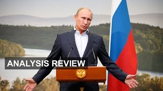 Putin's plans put in perspective | Analysis Review - FINANCIALTIMESVIDEOS