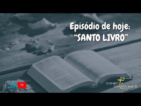 """Conecta Catequese - Episódio de hoje: """"SANTO LIVRO"""""""