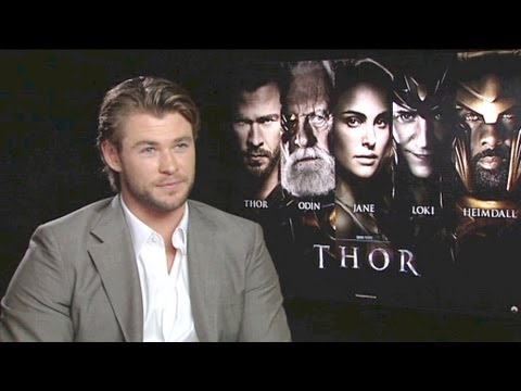 Chris Hemsworth on his relationship with Tom Hiddleston