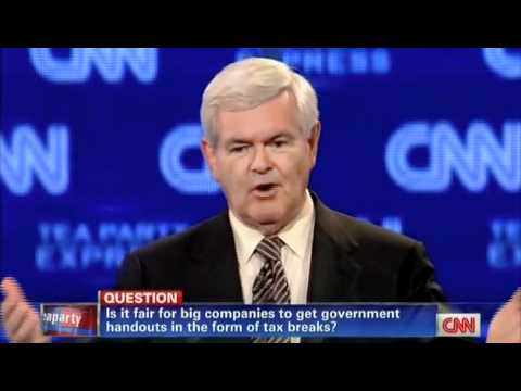  Republican 2012 Candidates: Newt