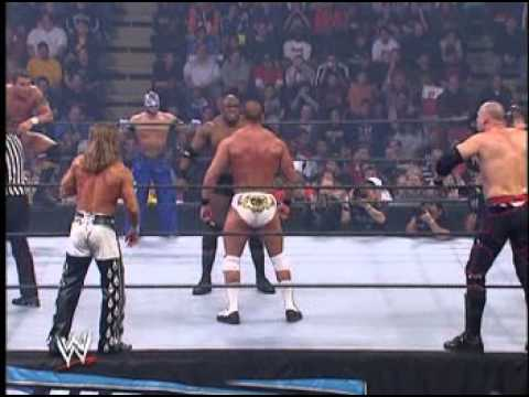 WWE Survivor Series 2005 - Team Smackdown vs. Team Raw