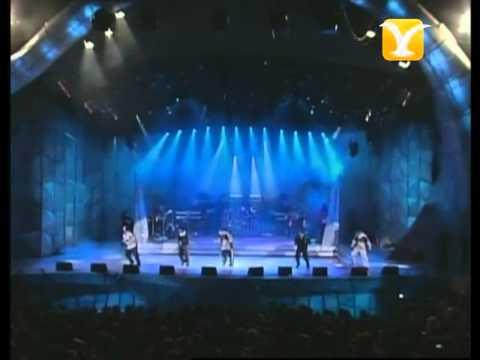 Backstreet Boys, Festival de Viña 1998