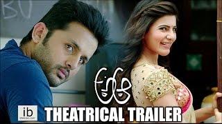 A Aa theatrical trailer - idlebrain.com - IDLEBRAINLIVE
