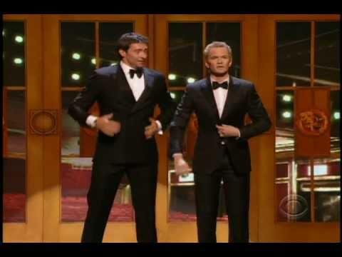 Neil Patrick Harris and Hugh Jackman duet at 2011 Tony Awards