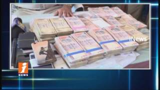Old Currency Notes Exchange Gang Arrest In Rajahmundry | Rs 15 Lakhs Seized | iNews - INEWS