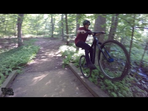 FAVORITE MOUNTAIN BIKE TRAIL!