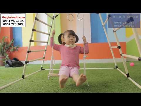 Đồ chơi giúp con yêu vui sống- vui khỏe mỗi ngày