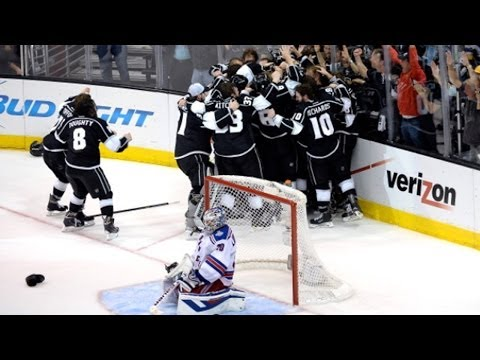 Rangers and Kings Game 5 Recap