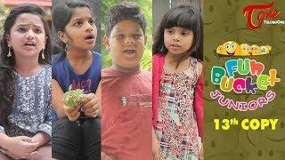 Fun Bucket JUNIORS | Episode 13 | Kids Funny Videos | Comedy Web Series - TELUGUONE