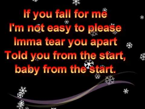Break Your Heart Taio Cruz Lyrics