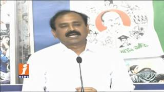 Low Priority Given For Dalits in TTD Activities | YSRCP Bhumana Karunakar Reddy | iNews - INEWS