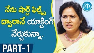 Actress Jaya Naidu Exclusive Interview Part #1    Soap Stars With Anitha - IDREAMMOVIES