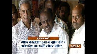 Karnataka: SC to hear Congress plea against BJP MLA Bopaiah's appointment as pro-tem speaker - INDIATV