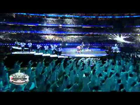 Black Eyed Peas & Usher live at Super Bowl Halftime 2011 + Podcast