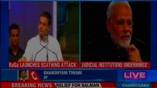 All PM cares about is his image as PM, says Congress President Rahul Gandhi - NEWSXLIVE