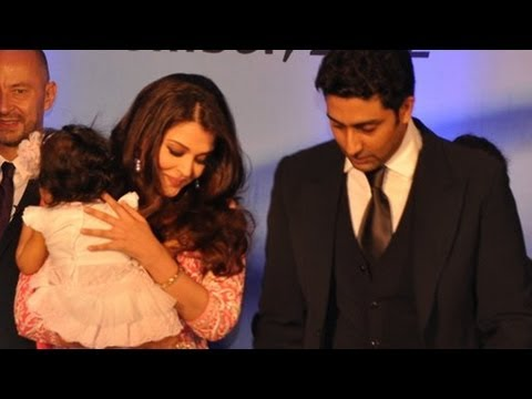 Honoured: Aishwarya Rai Bachchan Thanks