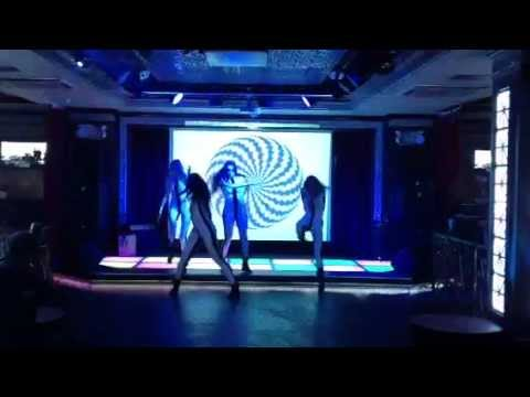 GIRLS DANCE SHOW nightclub | WAKE UP dance studio | @SultanSArt