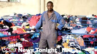 Rwanda Clothes War & Paul Manafort Plea: VICE News Tonight Full Episode (HBO) - VICENEWS